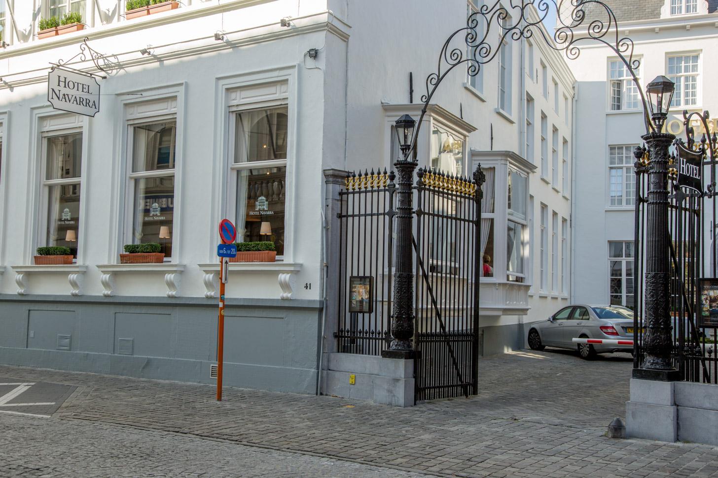 Hotel Navarra in Brugge