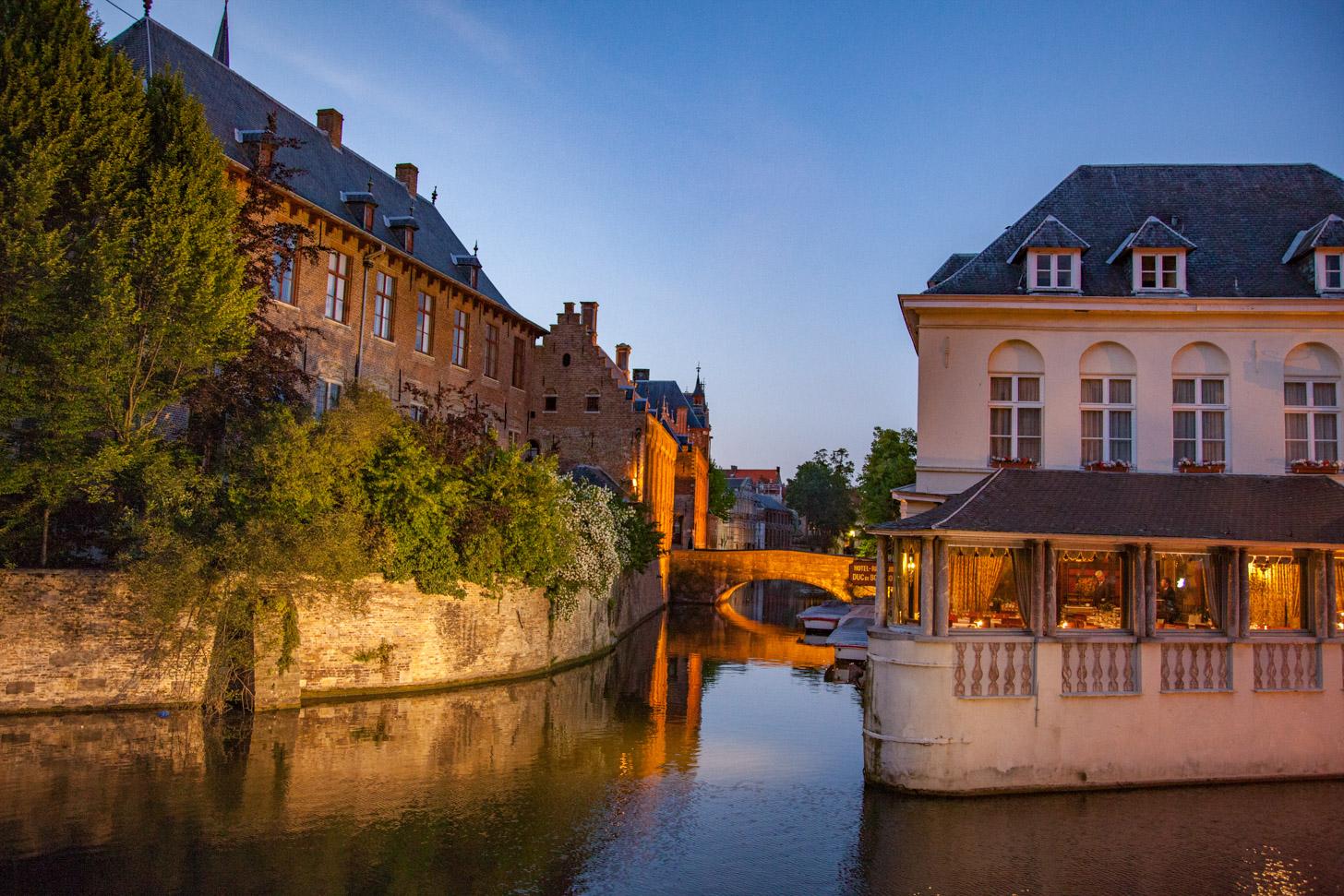 brug in Brugge