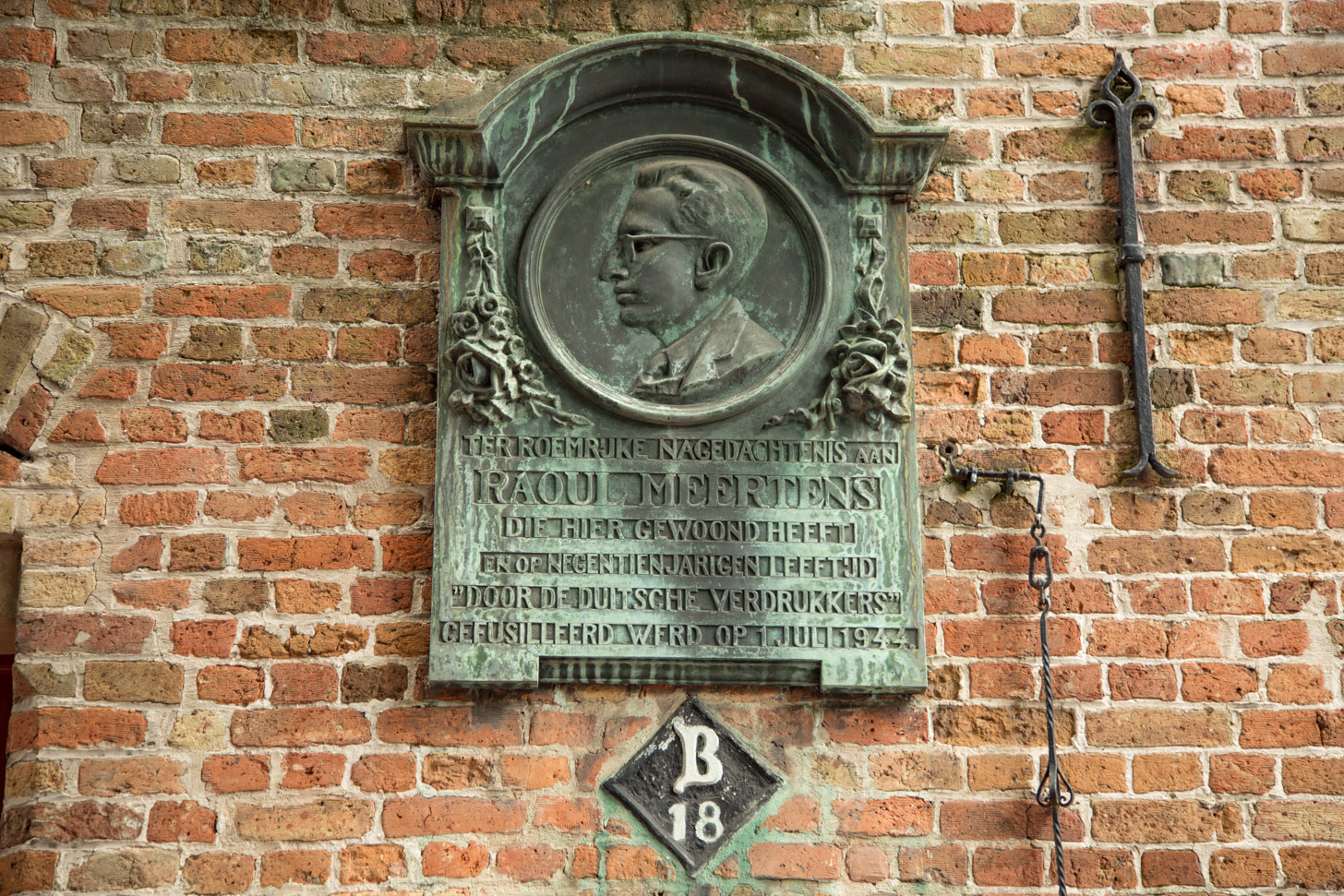 Tweede Wereldoorlog in Brugge